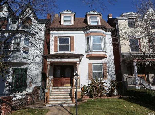 Photo of 4621 Mcpherson Avenue St Louis MO 63108