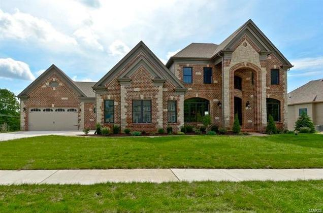 Photo of 16910 Bottlebrush Court, Lot 3 Chesterfield MO 63005