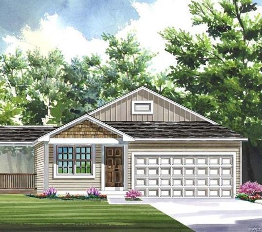 Photo of 978 Osage Villa Court, 1B Villa Ridge MO 63089