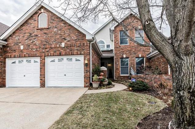 Photo of 14636 Amberleigh Hill Court Chesterfield MO 63017