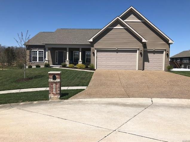 Photo of 309 Edgefield Court Wentzville MO 63385