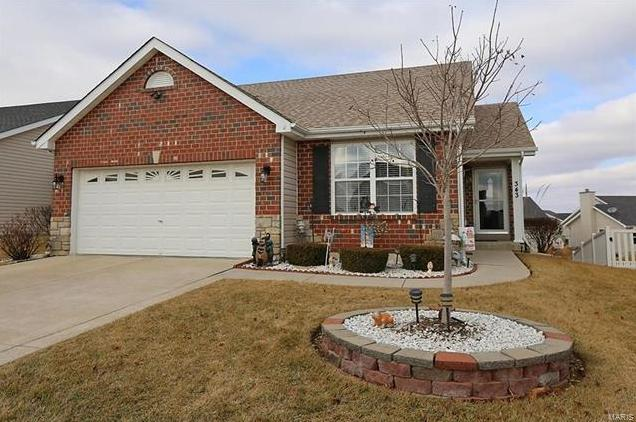 Photo of 343 Stone Village Drive Wentzville MO 63385