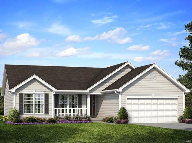 Photo of 2 bblt Grey Oaks Estates Oakville MO 63129