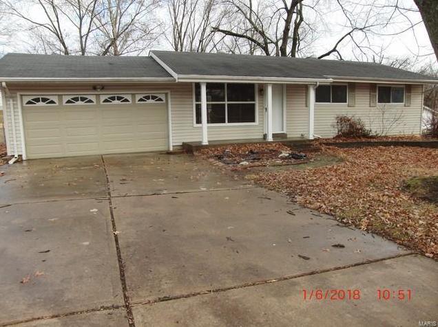 Photo of 609 Fairwick St Louis MO 63129