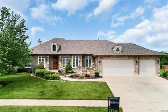 Photo of 3105 Bear View Court Wentzville MO 63385