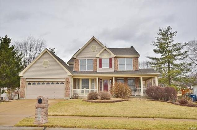 Photo of 2520 Maple Tree Drive St Charles MO 63303