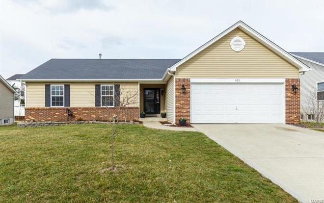 Photo of 405 Crystal Trail Drive Wentzville MO 63385