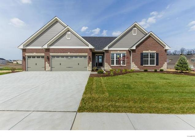Photo of 325 Wilmer Valley Drive Wentzville MO 63385