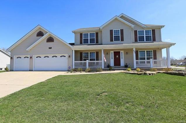 Photo of 802 Morgan Hill Drive St Peters MO 63376
