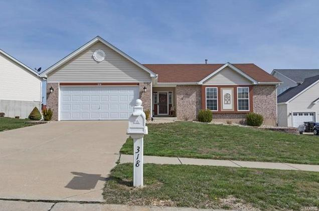 Photo of 318 Crystal Trail Court Wentzville MO 63385