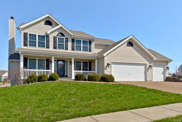 Photo of 701 Vista Springs Court Wentzville MO 63385