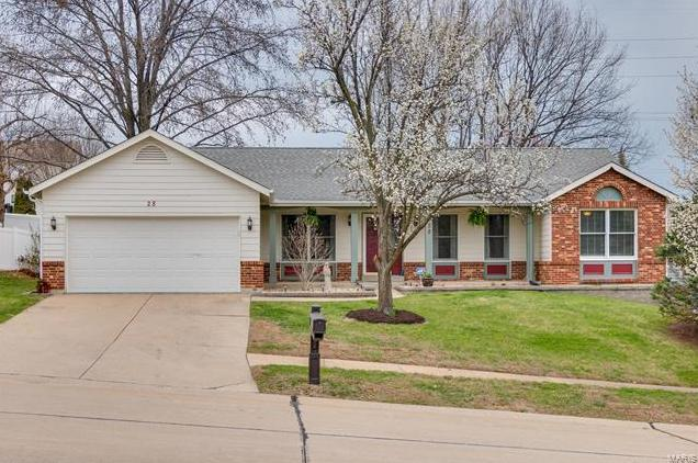 Photo of 28 Quiet Brook St Charles MO 63303