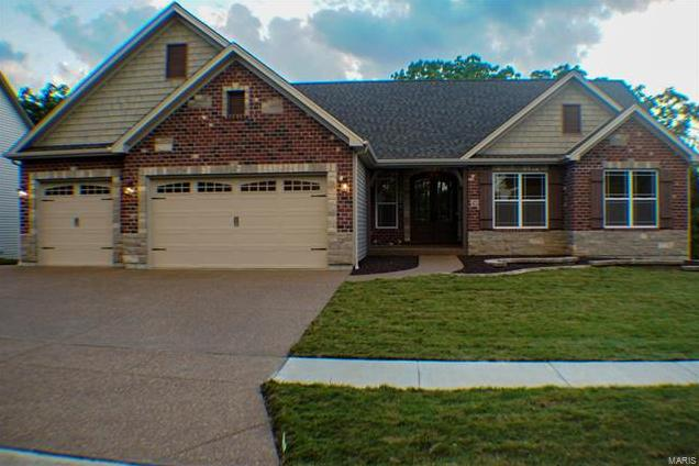 Photo of 421 Cottage Grove Drive Wentzville MO 63385