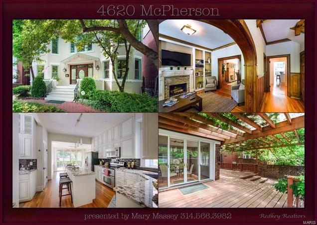 Photo of 4620 McPherson Avenue St Louis MO 63108