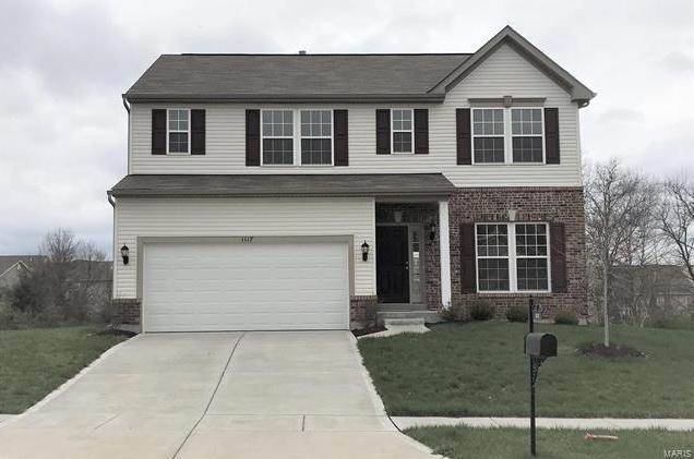 Photo of 1117 Crystal Creek Parkway Wentzville MO 63385