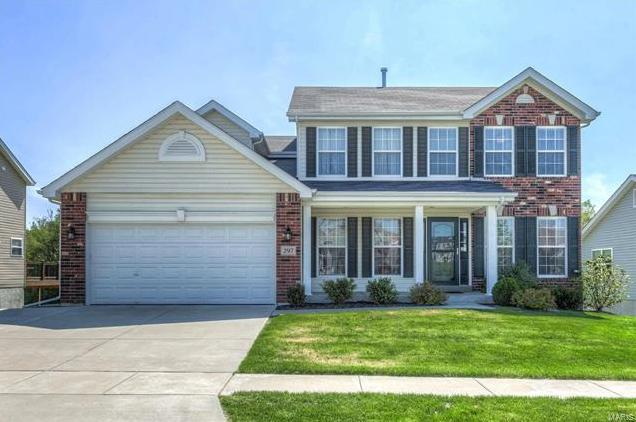 Photo of 297 Sonnet Circle Wentzville MO 63385