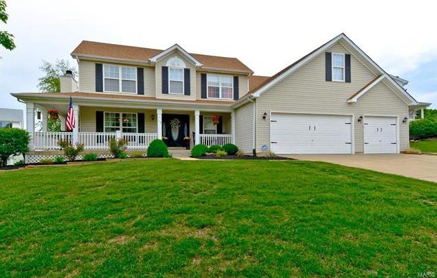Photo of 518 Spring Meadow Wentzville MO 63385