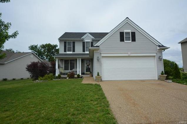 Photo of 34 Cannito Court Wentzville MO 63385