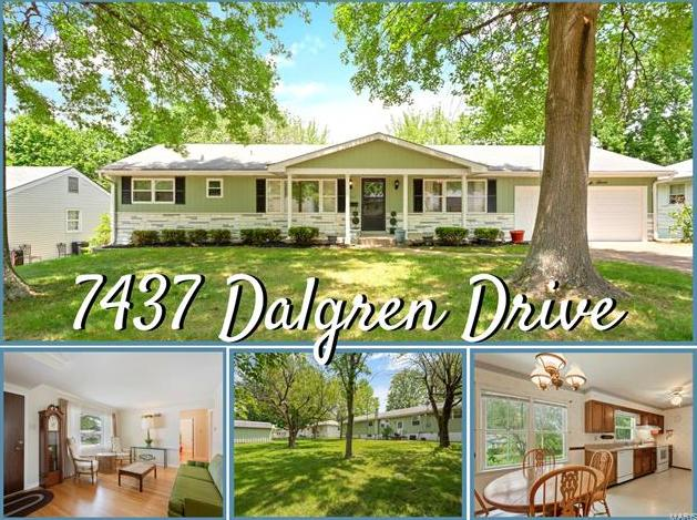 Photo of 7437 Dalgren Drive St Louis MO 63123