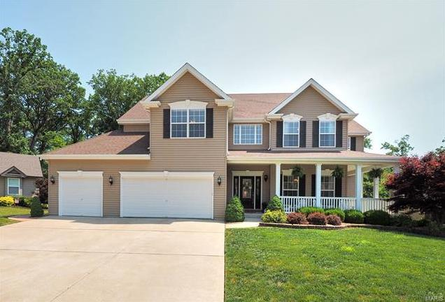Photo of 45 Hampton Park Court Wentzville MO 63385
