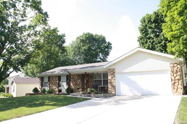 Photo of 1440 Cave Springs Estate St Peters MO 63376