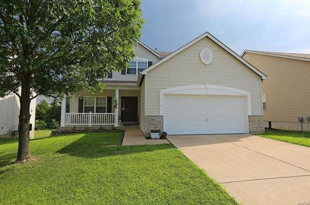 Photo of 4657 Richmond Forest Drive Florissant MO 63034