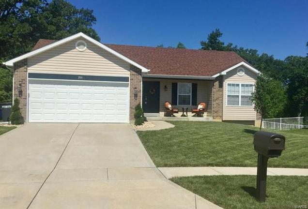 Photo of 211 Discovery Village Circle Wentzville MO 63385