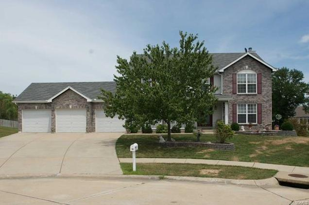 Photo of 28 Autumn Path Court Wentzville MO 63385