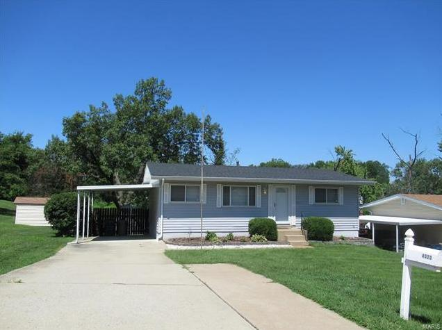 Photo of 4323 Snelson Drive St Louis MO 63129