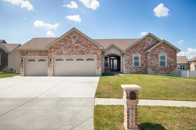 Photo of 739 Chancellorsville Drive Wentzville MO 63385