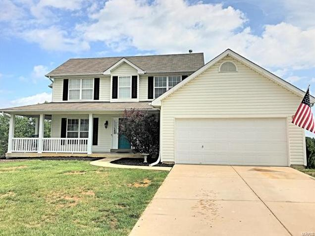 Photo of 821 Indian Rock Drive Wentzville MO 63385