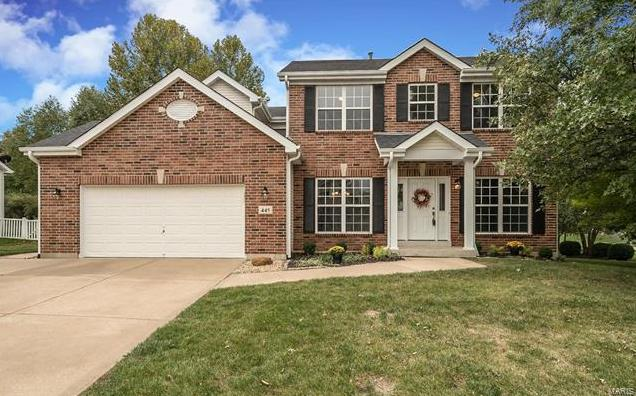 Photo of 445 Mannington Drive St Peters MO 63376