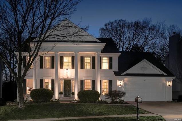 Photo of 641 Charleston Oaks Ballwin MO 63021