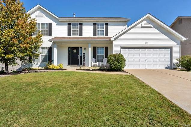Photo of 419 Valley Oaks Drive Wentzville MO 63385