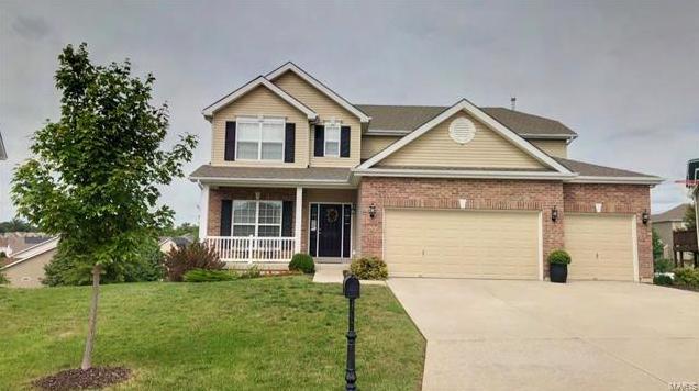 Photo of 419 Wynding Gate Drive Lake St Louis MO 63367