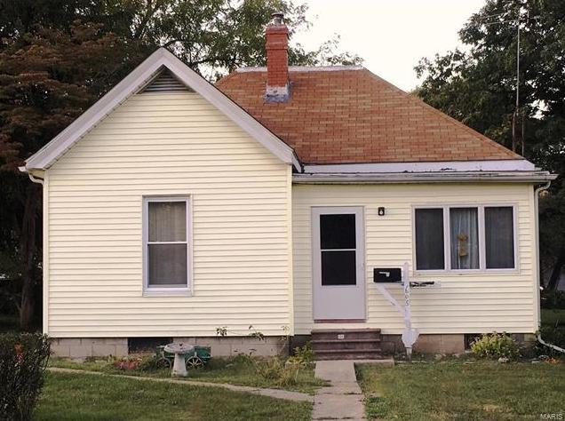 Photo of 605 Spruce Street Gillespie IL 62033