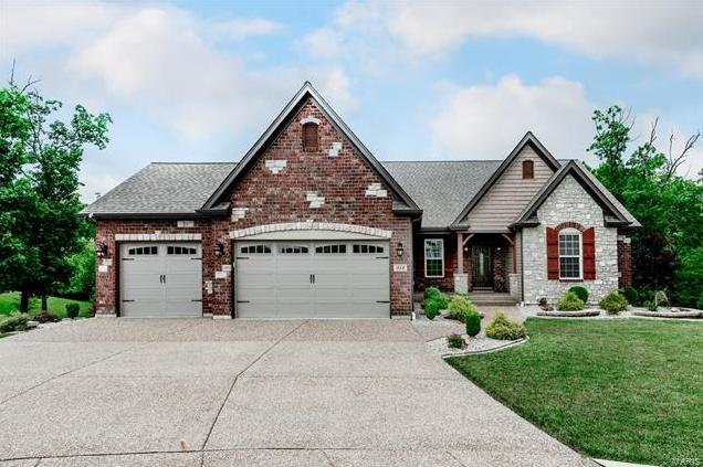Photo of 312 Edgefield Court Wentzville MO 63385