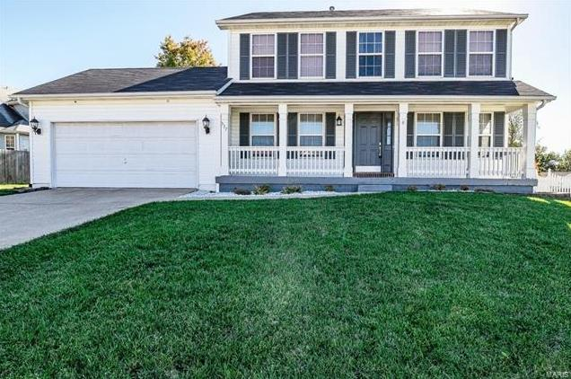 Photo of 537 Spring Meadow Drive Wentzville MO 63385