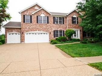 Photo of 1603 Fairway Valley Drive Wentzville MO 63385