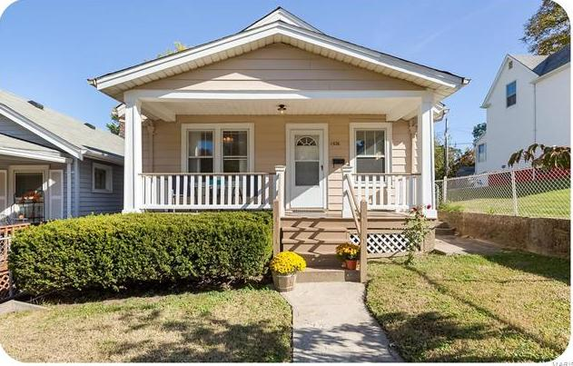 Photo of 1526 Fairmount Avenue St Louis MO 63139