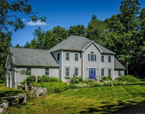 Photo of 33 Molasses Hill Road Brookfield MA 01506