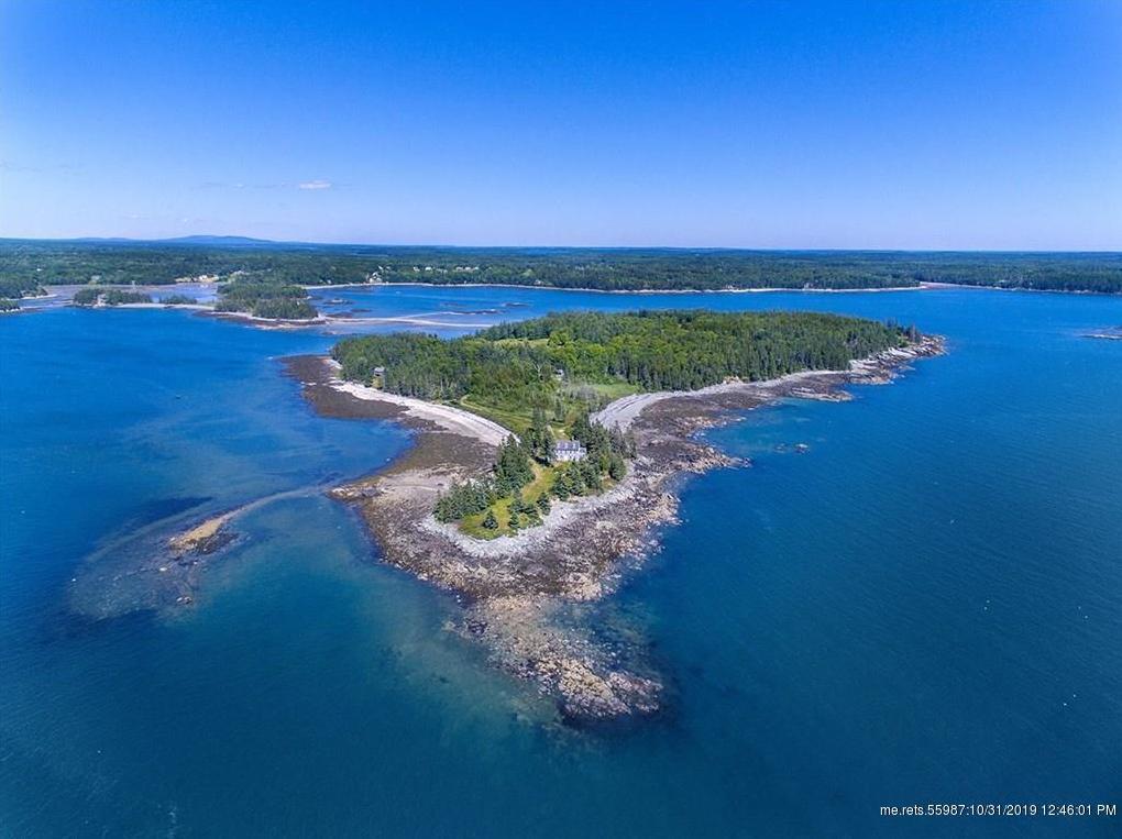 Photo of Lot 001 Sheephead Island Deer Isle ME 04627