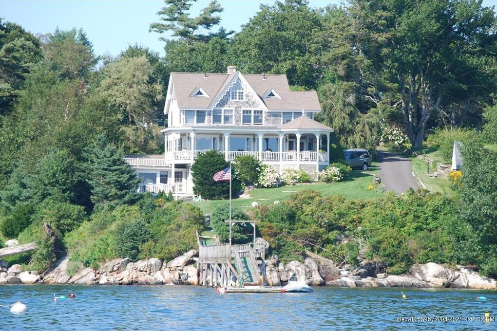 Photo of Hahn Cove Hahn Cove Rd. Boothbay Harbor ME 04575