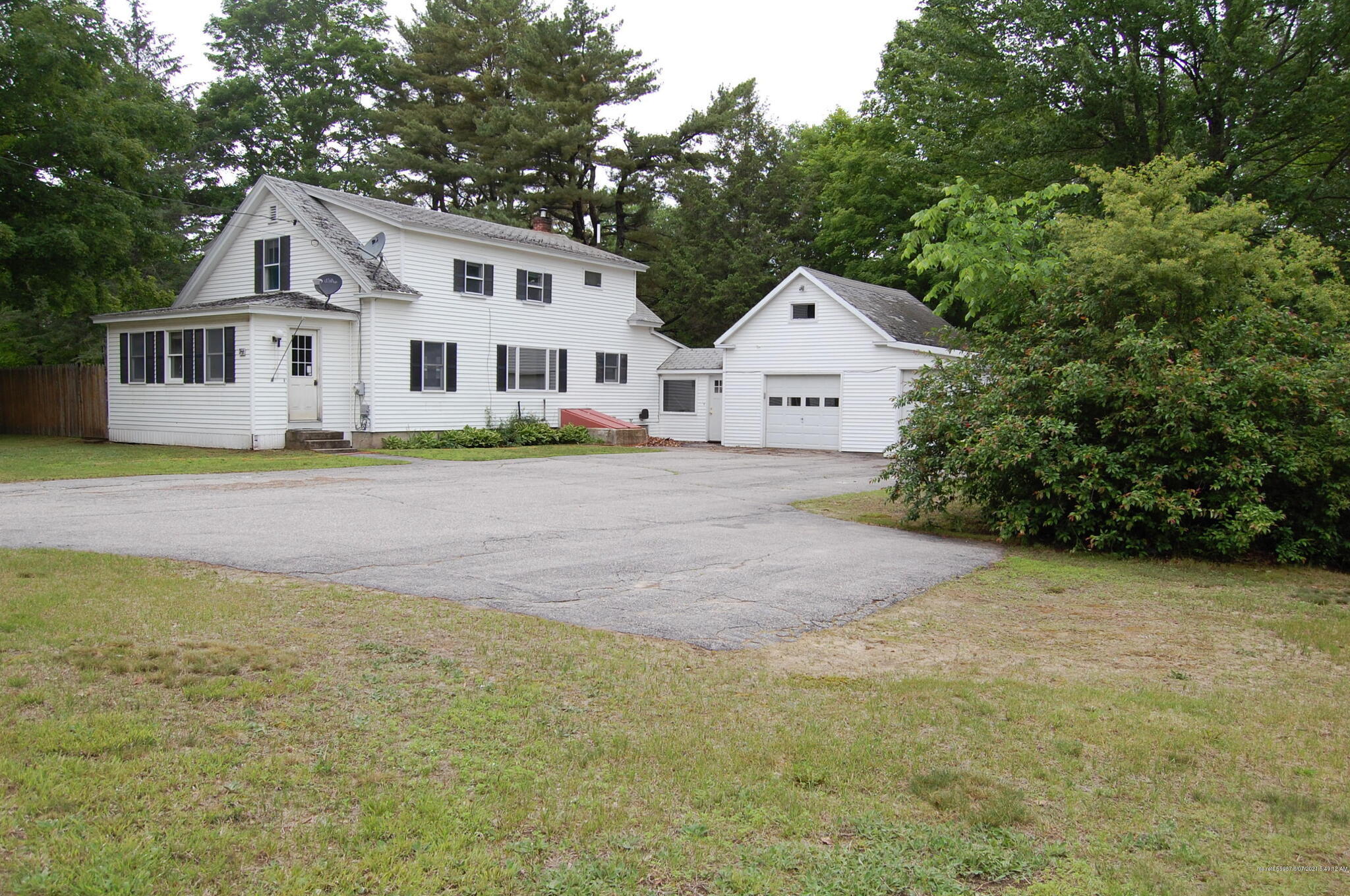 262 Lewiston Street, Mechanic Falls, ME | MLS# 1403629