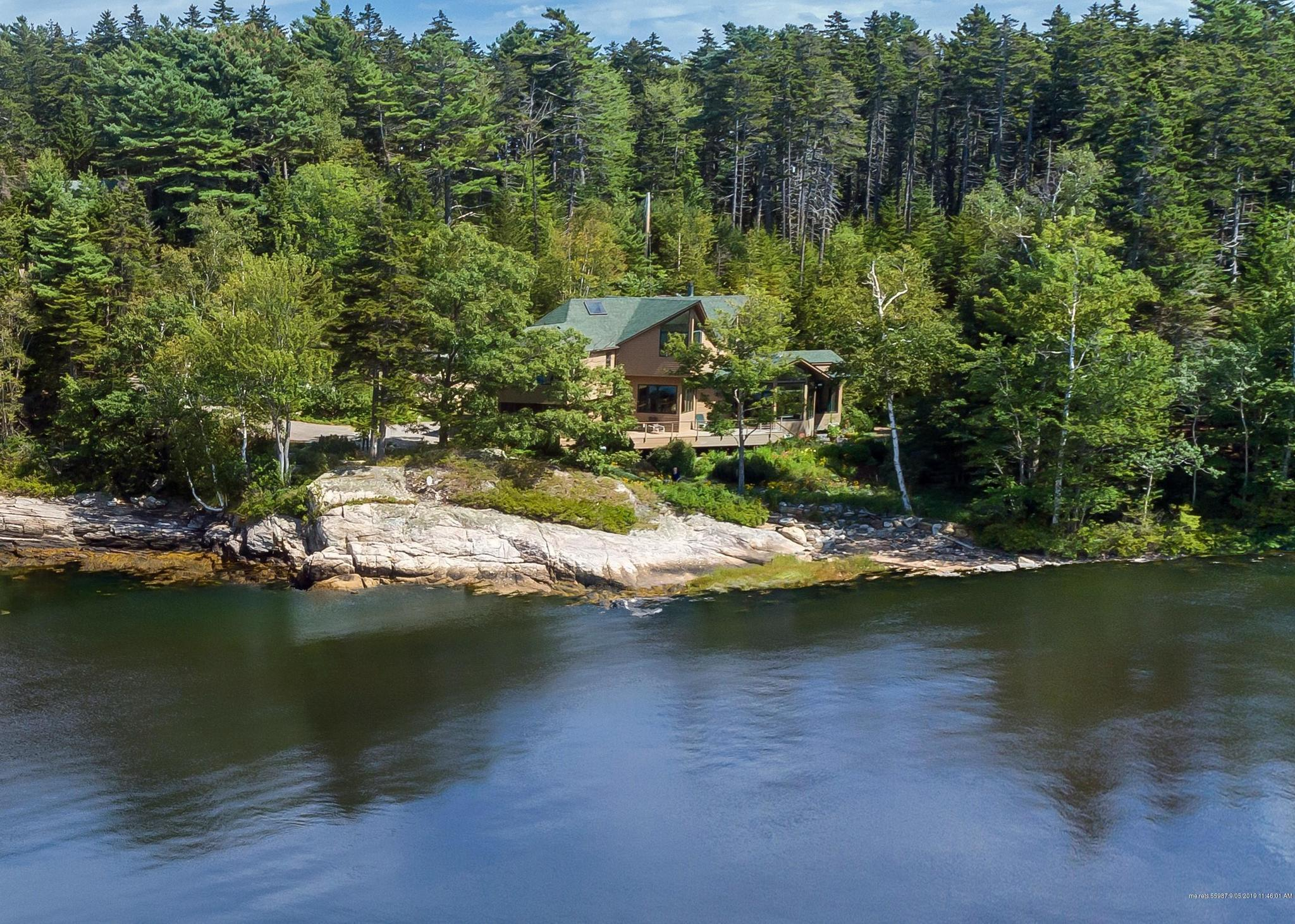 Photo of 44 Water Cove Road Phippsburg ME 04562