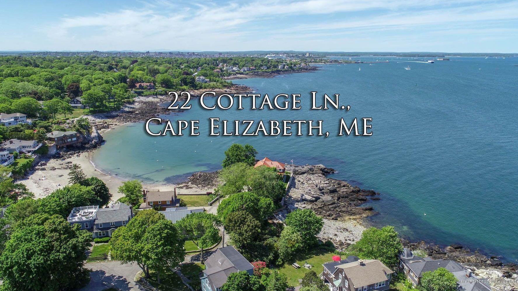 Photo of 22 Cottage Lane Cape Elizabeth ME 04107