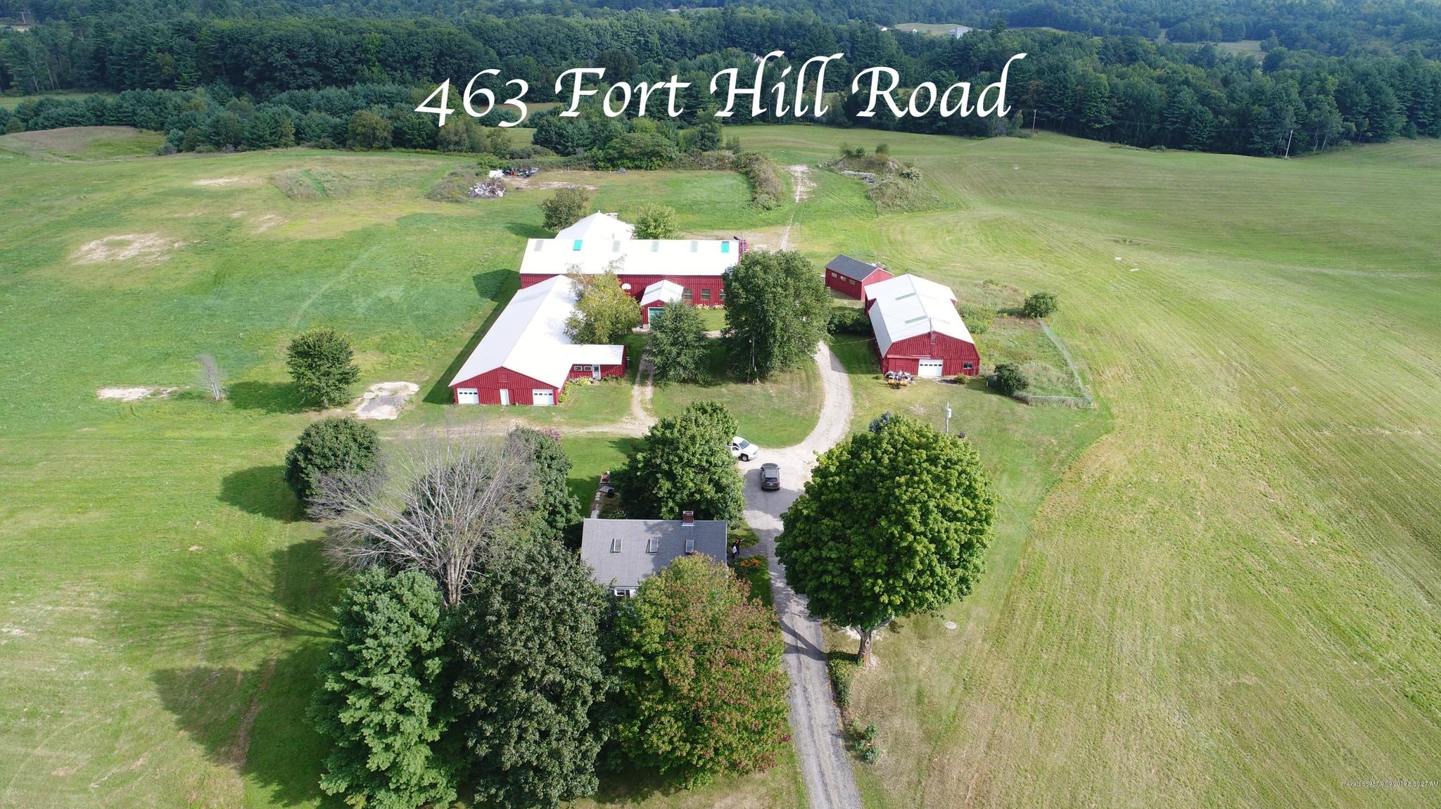 Photo of 463 Fort Hill Road Gorham ME 04038