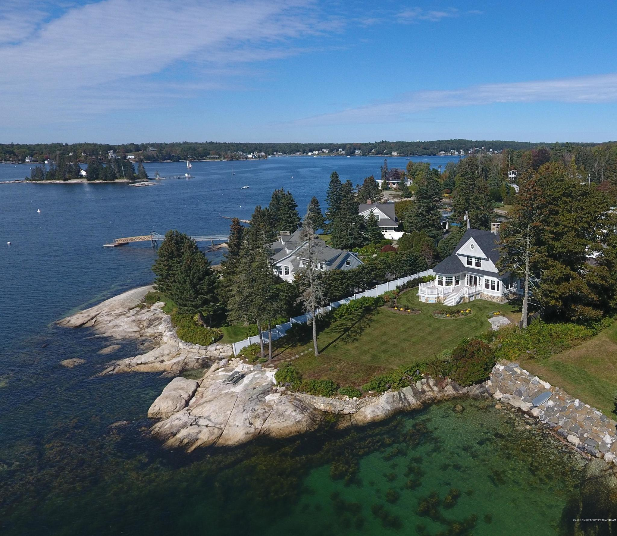 Photo of 12 Pinkham Cove Road Boothbay Harbor ME 04538