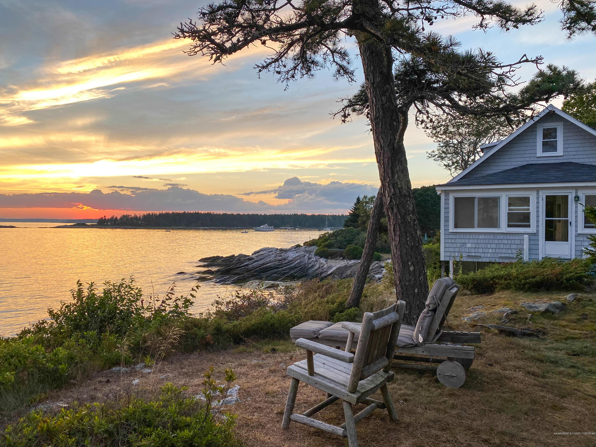 Photo of 45 Shell Road Phippsburg ME 04562