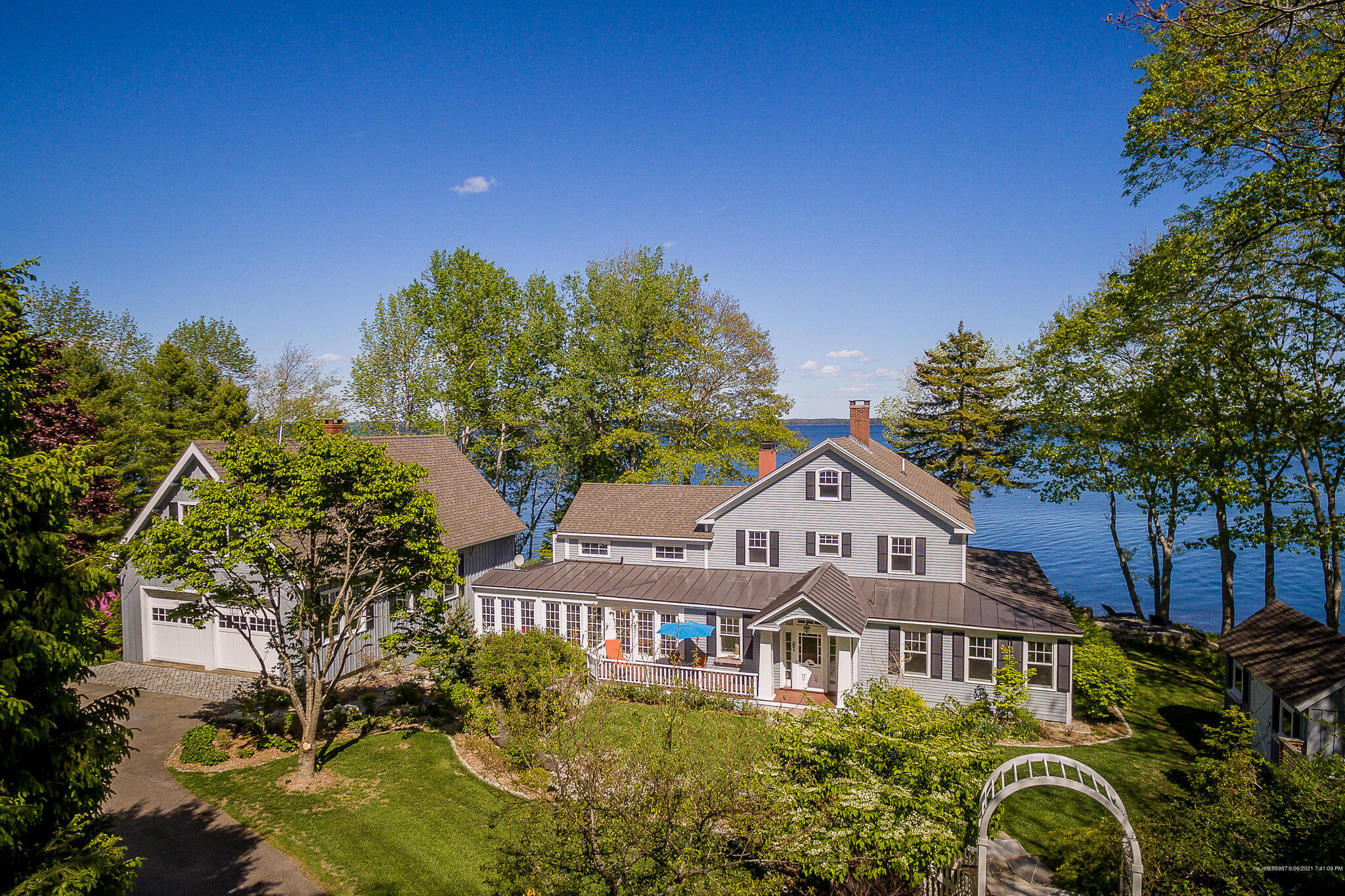 Photo of 54 Bay Road Lincolnville ME 04849